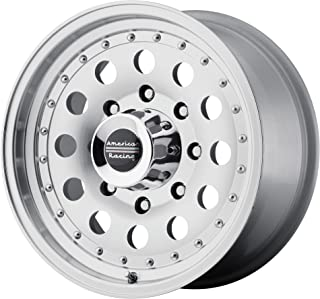 American Racing Outlaw I AR61 Machined Wheel with Clear Coat 15x10//5x5.5