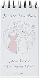 Pavilion Gift Company Mother of the Bride Planner Notebook