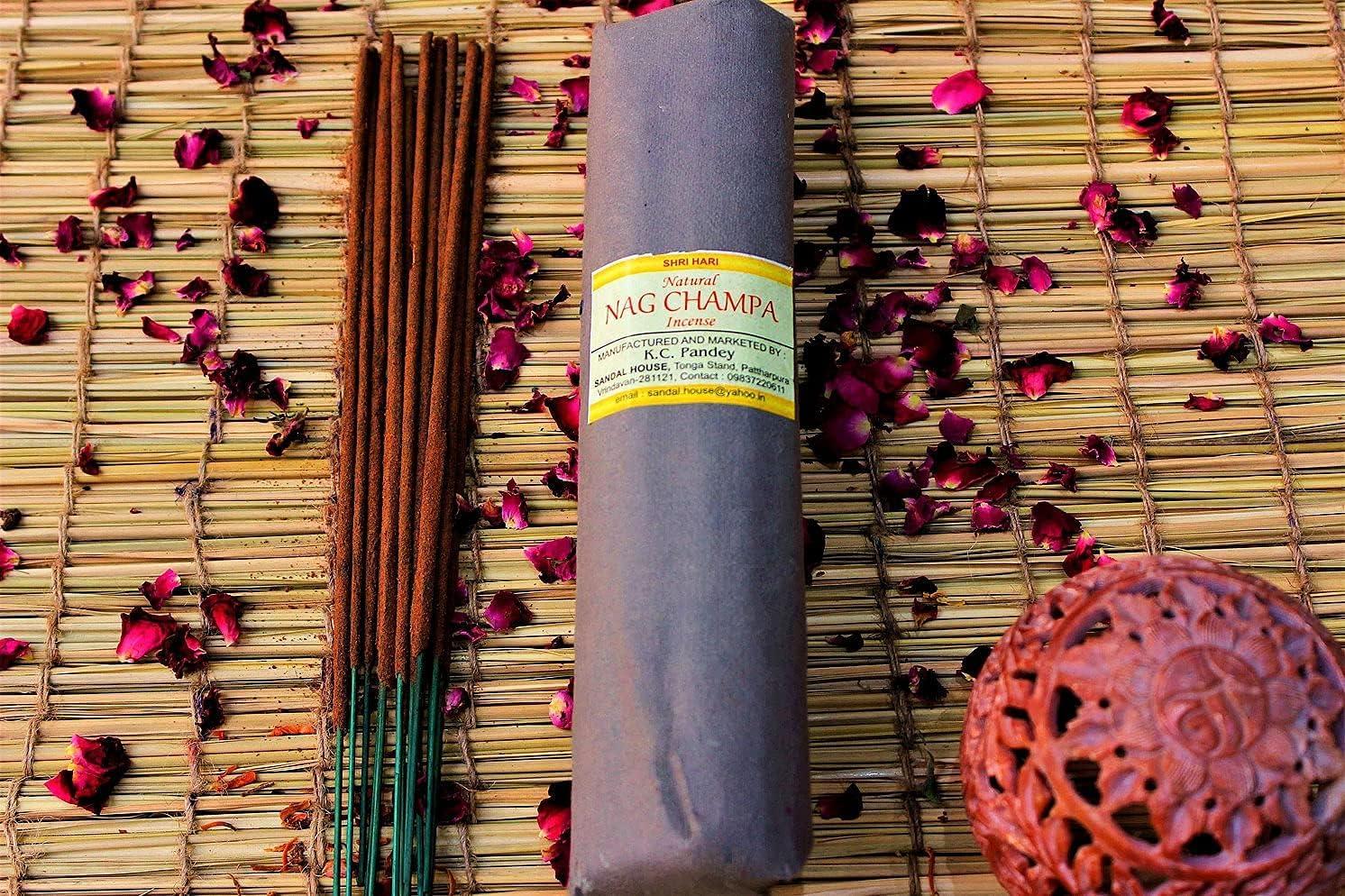 Devgandha Nag Champa Natural Incense Agarbatti o Sticks Pack Discount mail order Max 44% OFF