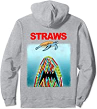 Save The Sea Turtles Conservation Gift Shirt Anti Straws Pullover Hoodie