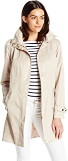 Calvin Klein Women's Long Packable Anorak Jacket