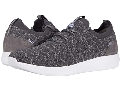 Reef Cruiser Knit (Grey/Heather) Men