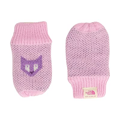 The North Face Kids Faroe Mitt (Infant) (Liliac Sachet Pink/Bellflower Purple (Prior Season)) Extreme Cold Weather Gloves