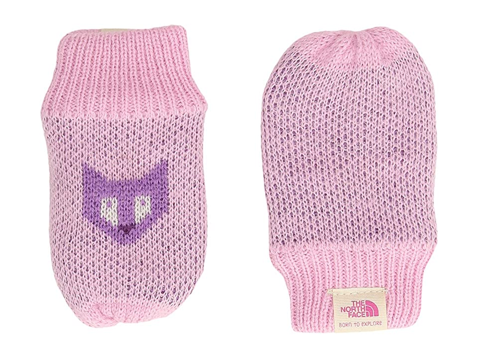 The North Face Kids Faroe Mitt (Infant) (Liliac Sachet Pink/Bellflower Purple) Extreme Cold Weather Gloves