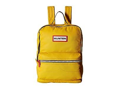 Hunter Kids Original Backpack (Kids) (Yellow) Backpack Bags