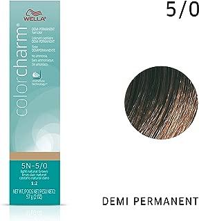 Wella Color Charm Demi-Permanent Hair Color