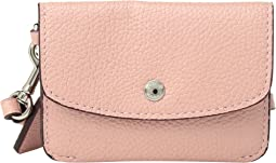 COACH - Polished Pebble Card Pouch
