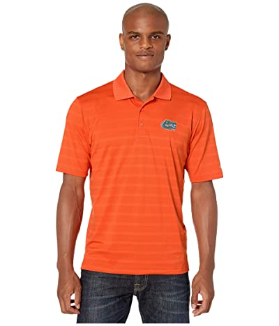 Champion College Florida Gators Textured Solid Polo (Orange) Men