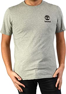 Timberland Men's SS Box Logo T-Shirt