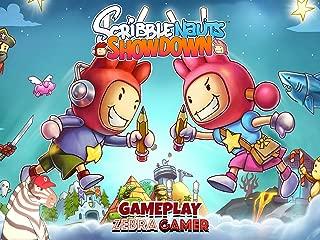 Clip: Scribblenauts Showdown Gameplay - Zebra Gamer