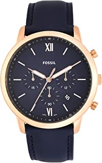 Fossil Men's Neutra Chronograph Stainless Steel Quartz Watch