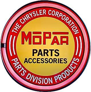 Mopar Parts Accessories LED Neon Light Rope Sign, 12