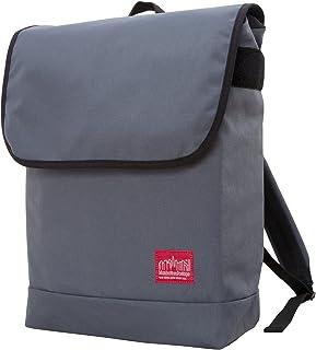 Manhattan Portage Mens Gramercy Backpack - Grey