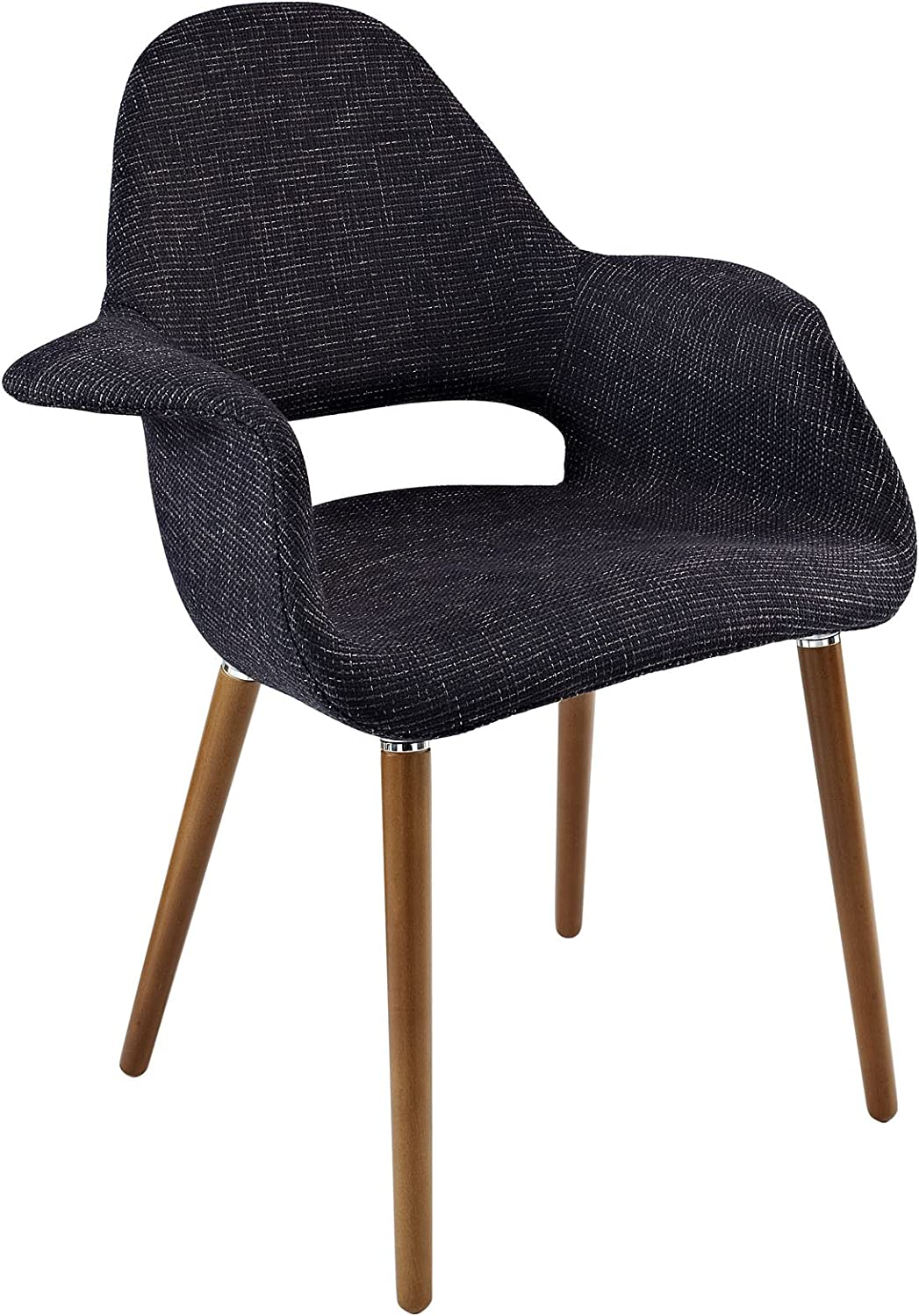 Modway Veer Accent Chair, Black