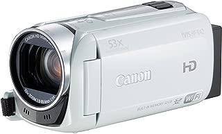 Canon デジタルビデオカメラ iVIS HF R42 光学32倍ズーム 内蔵32GBメモリー ホワイト IVISHFR42WH