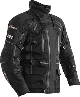 RST Pro Serie 2416 Paragon V Motorcycle Ce Textile Jacket Black Size EU48