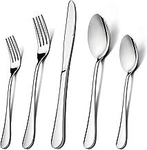 Best bistro 60 piece cutlery set Reviews