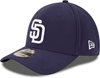 New Era MLB San Diego Padres Team Classic Game 39Thirty Stretch Fit Cap, Blue