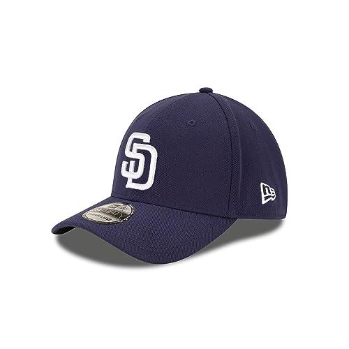 uk availability 29da0 8c291 New Era Team Classic 3930 San Diego Padres 2016 Alternate 1 Flexfit Hat  Mens Cap