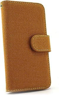 ホワイトナッツ Xperia acro HD SO-03D IS12S スマホケース 手帳 帆布 キャメル ケース エクスペリア アクロ エイチディー IS12S 手帳型 カバー スマホカバー WN-OD225020_M