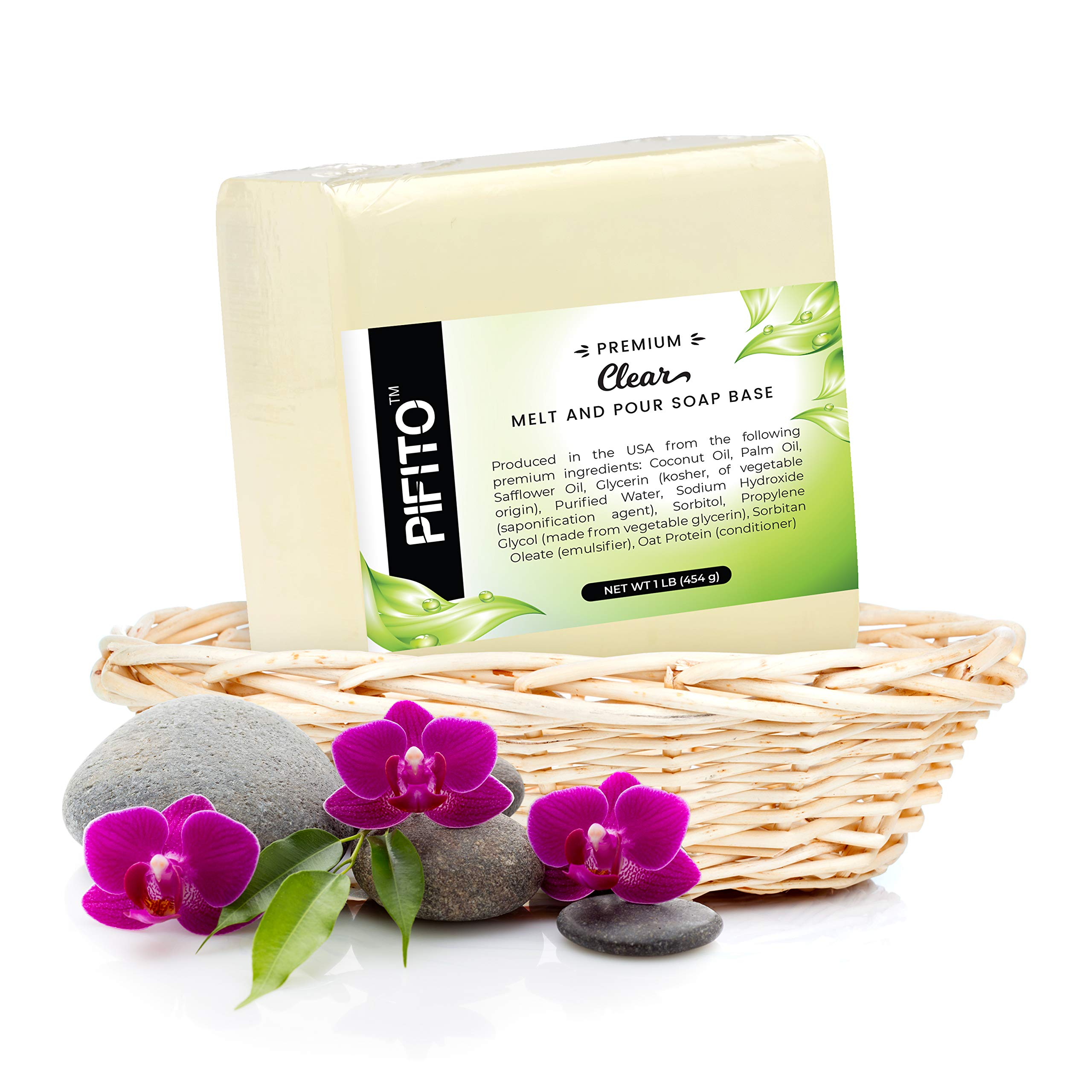100/% Organic Goats Milk /& Glycerin Soap Base by Velona 24 lb Melt /& Pour All Natural Bar for The Best Result Size