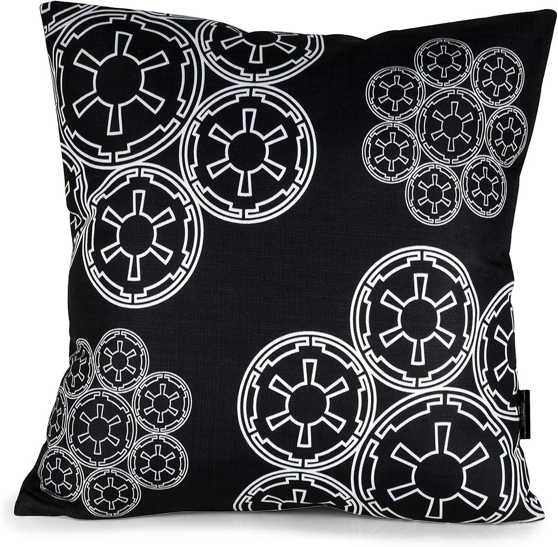 Seven20 SW10689 Star Wars Empire Black Pillow Ranking TOP12 Square 20