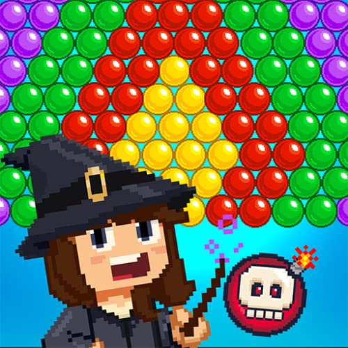 Witch Pop Magic - Neues Bubble Shooter Spiel