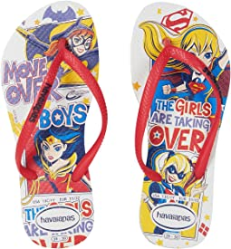 Havaianas Kids DC Super Hero Girls Flip-Flop (Toddler/Little Kid/Big Kid)
