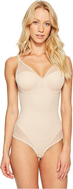 Miraclesuit Shapewear - Sheer Thong Bodybriefer