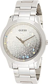 GUESS Women's Analog Watch with Stainless Steel Strap GW0020L1