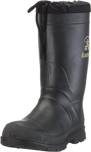 Kamik Hunter B20112-1 - botas de Agua de Caucho para Hombre