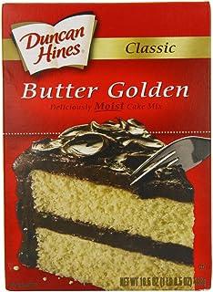 Golden Yellow Cake Recipe