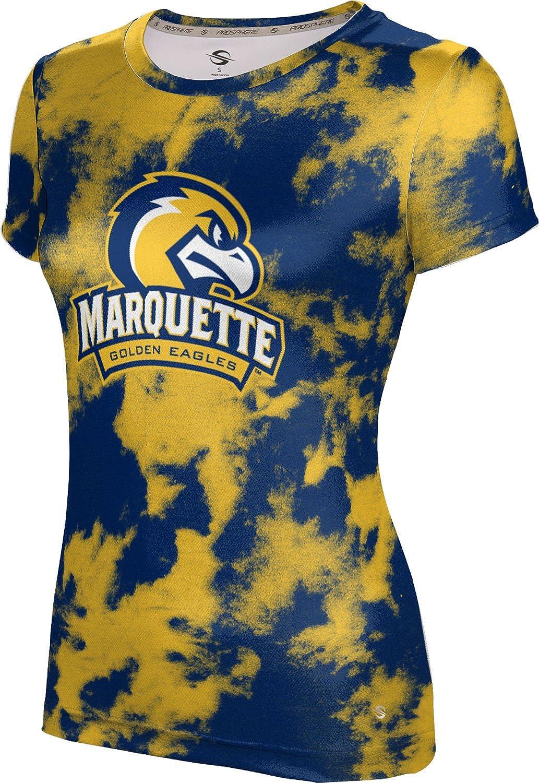 ProSphere Marquette University Girls' Performance T-Shirt (Grunge)