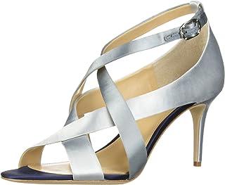 3c400c6d757 Amazon.com: Blue - Heeled Sandals / Sandals: Clothing, Shoes & Jewelry