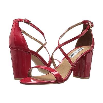 Steve Madden Diamonde (Red Patent) High Heels