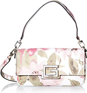 Guess Womens HWFS75-80190-SPF, Spring Floral, 28 x 16.5 x 4 cm