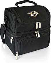 PICNIC TIME NHL Nashville Predators Pranzo Insulated Lunch Tote with Service for One