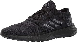 adidas Men's Pureboost Go, Black/Grey/Carbon, 14 M US