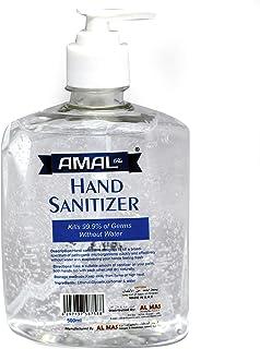 Hand Sanitizer Gel AMAL 500ml