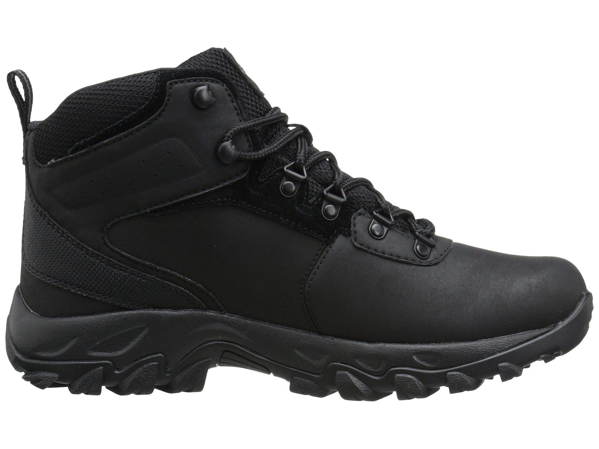 Ridge™ Columbia Newton Waterproof Black Ii Plus black 88wq5F7x