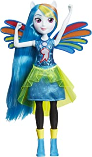 My Little Pony Equestria Girls Rainbow Dash Fashion Doll