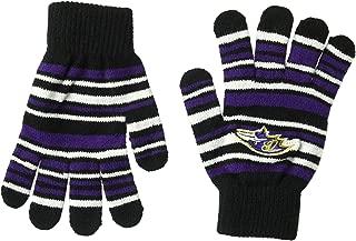 FOCO NFL Unisex Team Logo Stretch Gloves