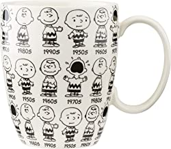 Department 56 Peanuts Anniversary Charlie Mug