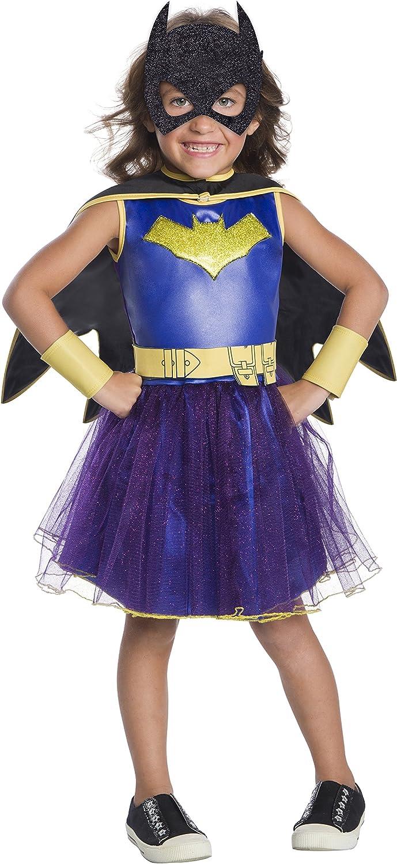 (Small, MultiFarbe) - Rubie's Costume Girls DC Comics Deluxe Batgirl Costume, Small, MultiFarbe B01N28YK6L  Louis, ausführlich  | Qualitativ Hochwertiges Produkt