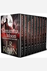 Samantha Moon: Books 1-8: First Eight Books in the Vampire for Hire Series of Supernatural Mysteries (Vampire for Hire Boxed Sets Book 1) Kindle Edition