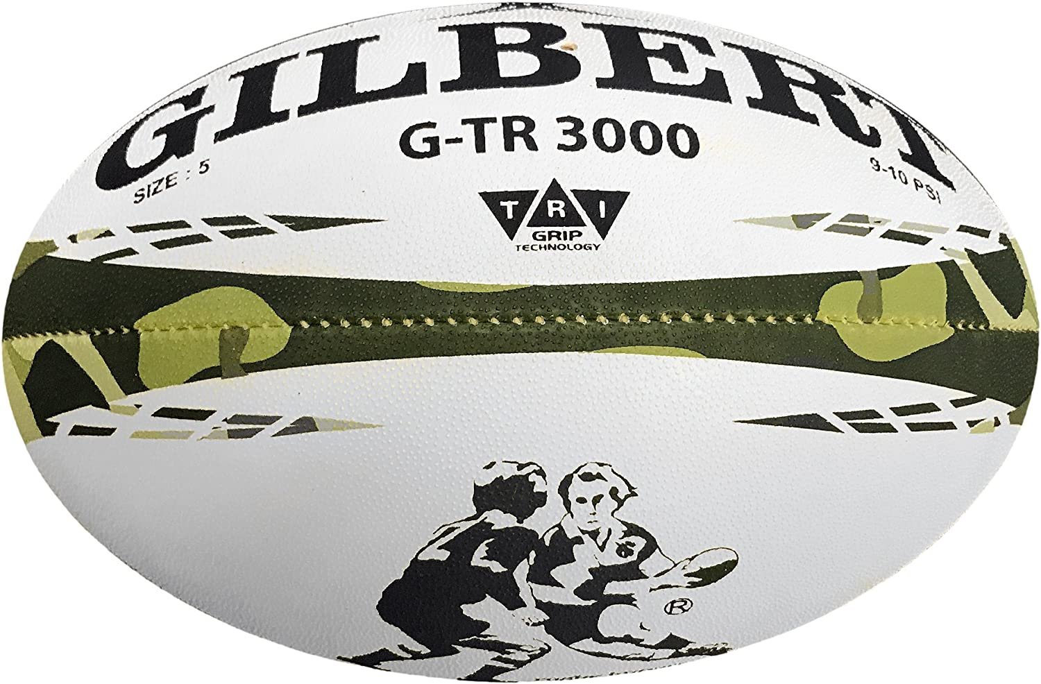 Gilbert G-TR3000 Training Rugby - Ball Max 44% OFF Camo Save money