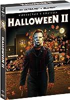 Halloween II (1981) - Collector's Edition 4K Ultra HD + Blu-ray + DVD