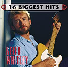 keith whitley i'm over you