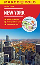 New York Marco Polo City Map (Marco Polo City Maps)