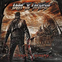 Digital Booklet: Terror Hungry